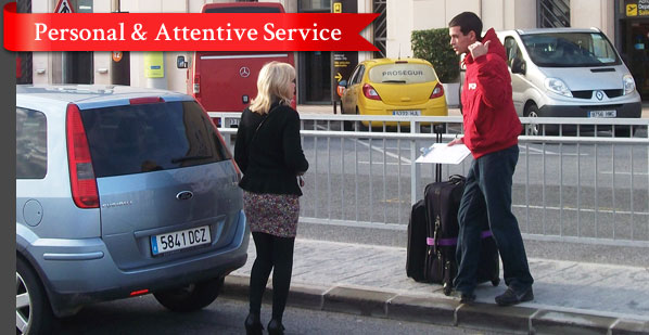 Personal Parking Service at Malaga Airport